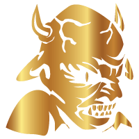 creature monster haunt gold icon
