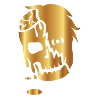 zombie gold icon haunts